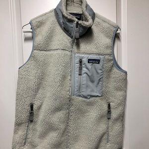 Patagonia fleece vest